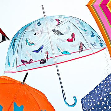 Shoe Fancy Bubble Umbrella