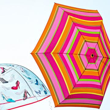 Tommy Bahama Mini Open-and-Close Umbrella