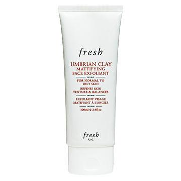 Fresh Umbrian Clay Mattifying Face Exfoliant