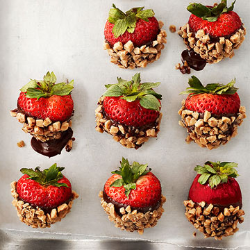 Choco-Toffee Berries