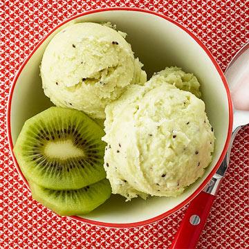 Kiwi Ice Cream