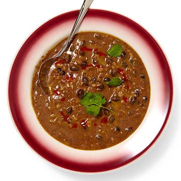 Black Bean & Brown Rice