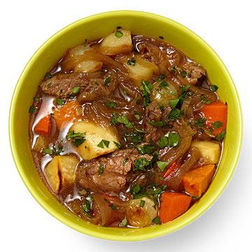 Chunky Beef & Vegetable