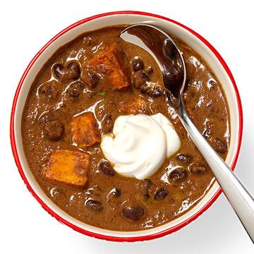 Sweet Potato & Black Bean
