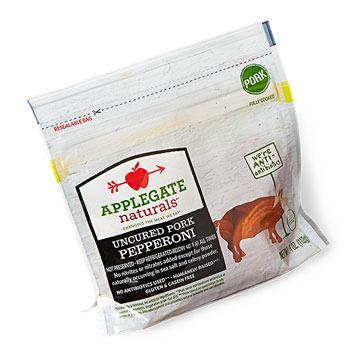 Applegate Uncured Pork Pepperoni