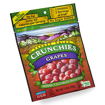 Crunchies Grapes