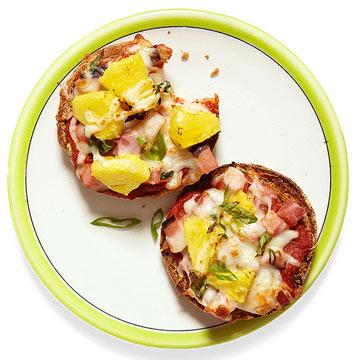 Hawaiian Pizzette