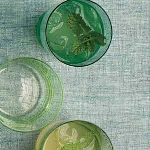 Lemonade-Mint Spritzers