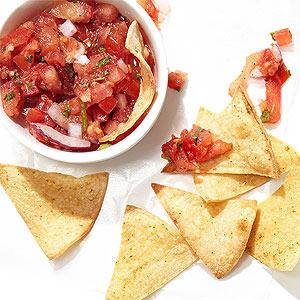 Baked Chips & Salsa