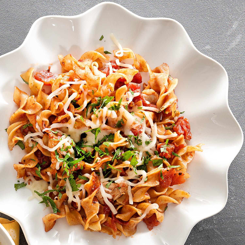 Chicken Skillet Noodles
