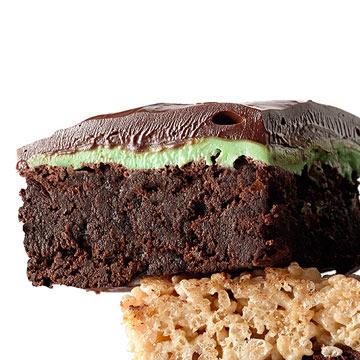 Choco-Mint Sandwiches