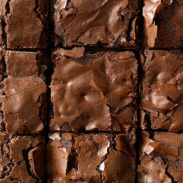 Fudgy One-Pot Brownies