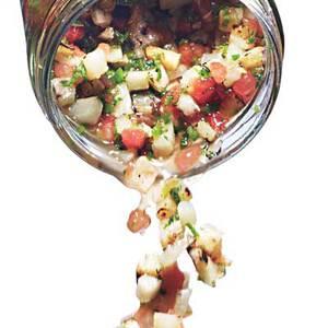 Jicama-and-Watermelon Salsa