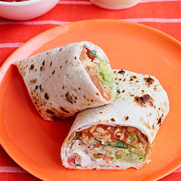 Seven-Layer Burritos