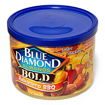 BBQ Almonds