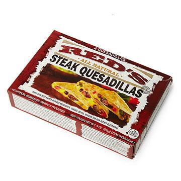 Steak Quesadillas