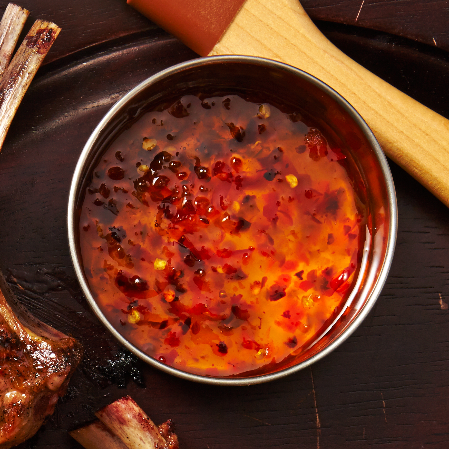 Hot Pepper Jelly Sauce