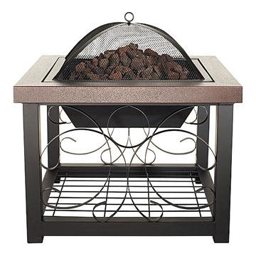 Fire Sense Convertible Fire Pit Table