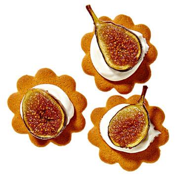 Caramelized Fig Stack