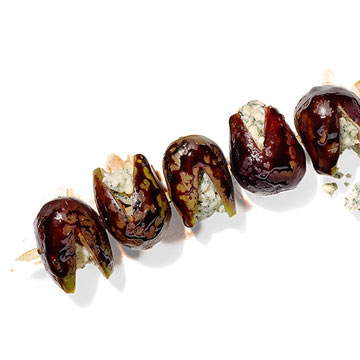 Figs & Blue Cheese Kebab