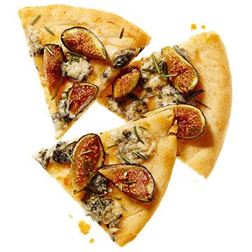 Sweet Fig Flatbread