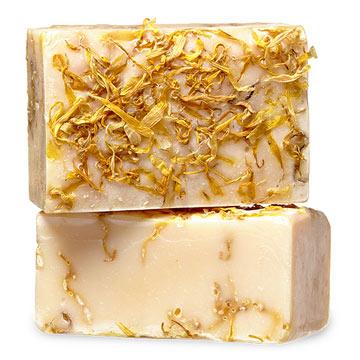 Connie's Beauty Boutique Valencia Orange & Calendula All-Natural Soap