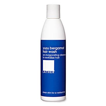 Lather Yuzu Bergamot Hair Wash