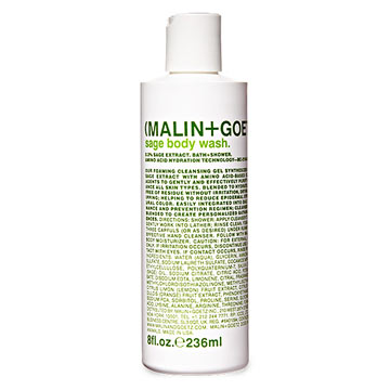 Malin & Goetz Sage Body Wash