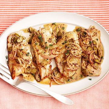 Bistro Chicken Cutlets