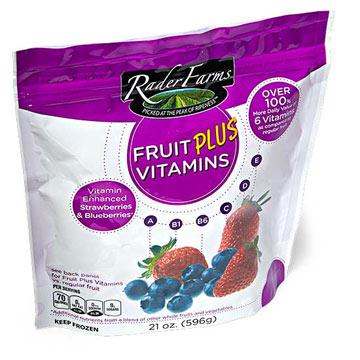 Rader Farms Fruit Plus Vitamins