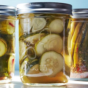 Easy-Breezy Bread & Butter Pickles