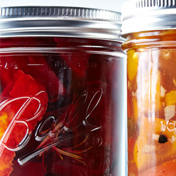 Pickled Beets with Orange & Rosemary