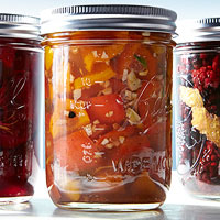 Sweet Pickled Peppers