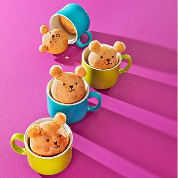 Beary Cute Rolls