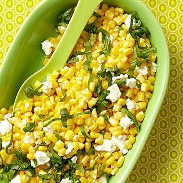 Cheesy Corn Salad