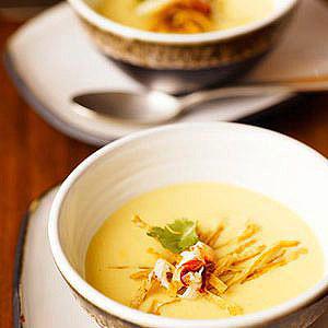 No-Cream Soup