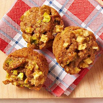 Spice-Apple Mini Muffins