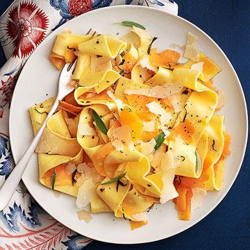 Butternut & Sage Papperdelle