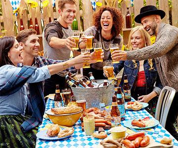 Make Your Backyard a Beer Garden!