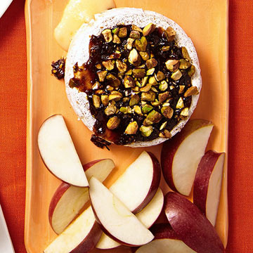 Figgy Baked Brie
