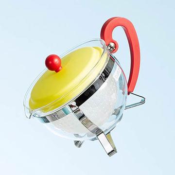 Chambord Teapots