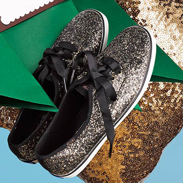 Champion Glitter Sneakers