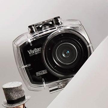 Vivitar DVR 787HD Action Camera
