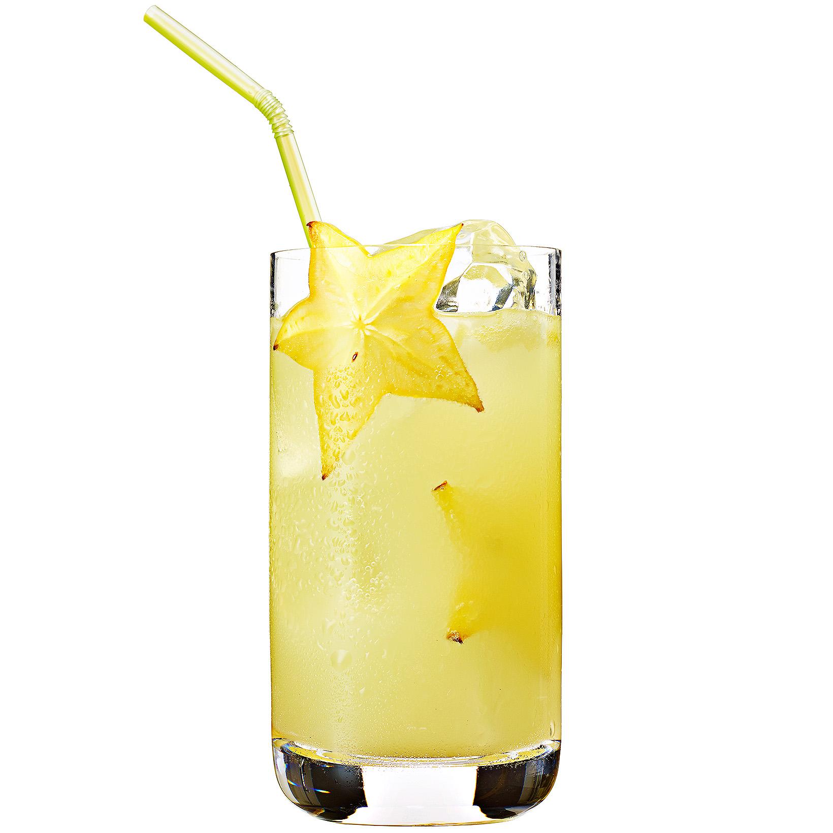Estrella star fruit cocktail