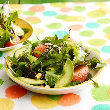 Tangy Avocado Salad