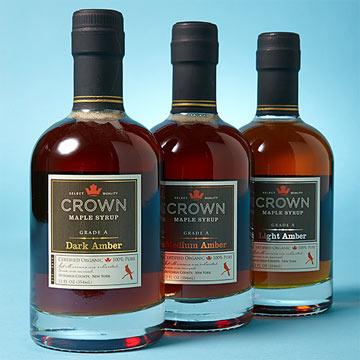Holiday Syrup Trio
