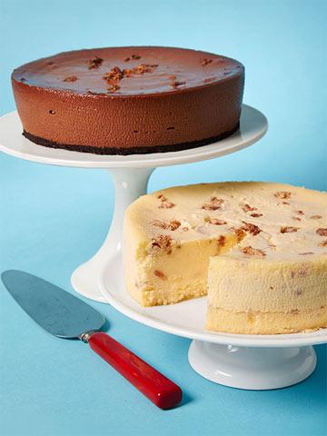 Oscar's Smokehouse Cheesecake