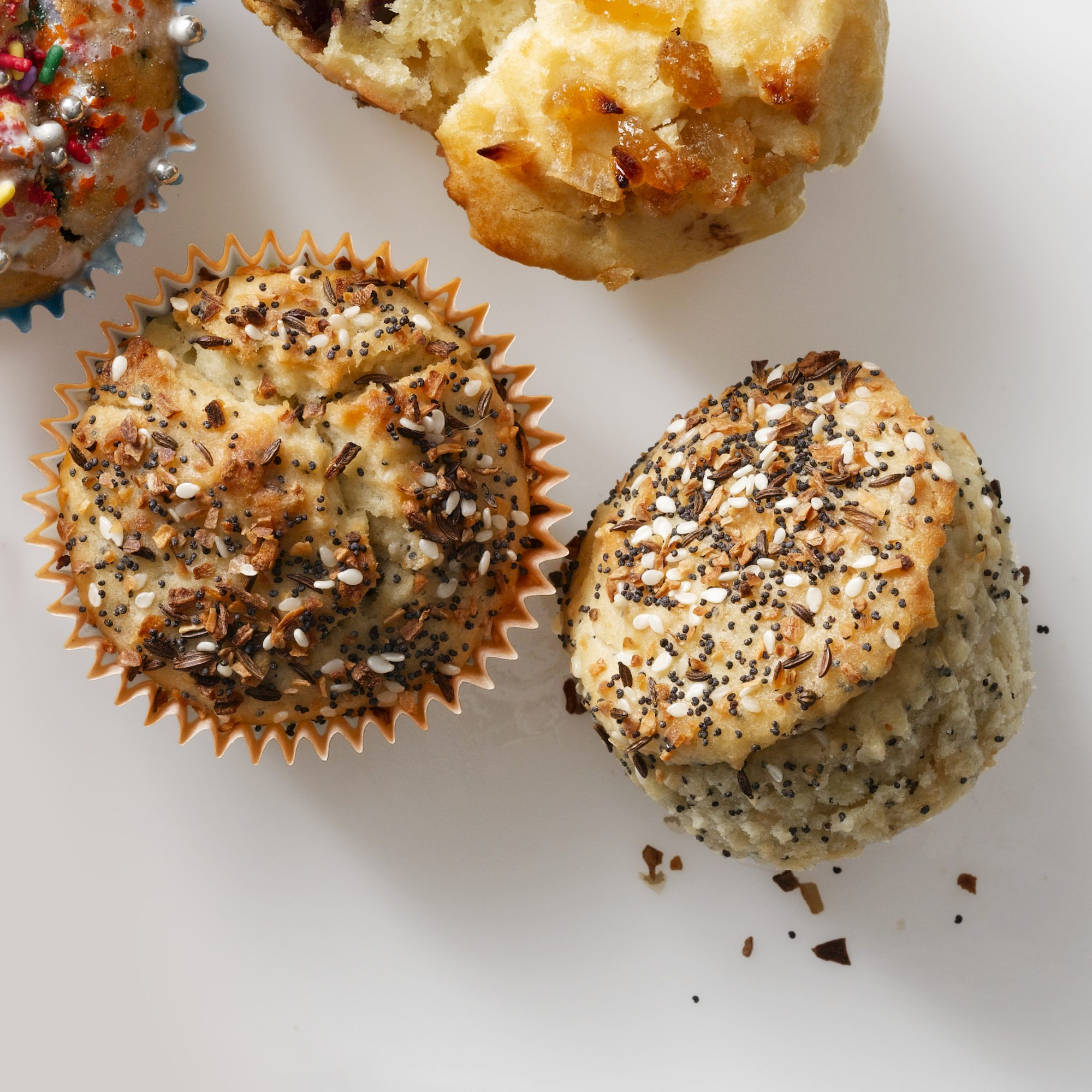 Everything Muffins