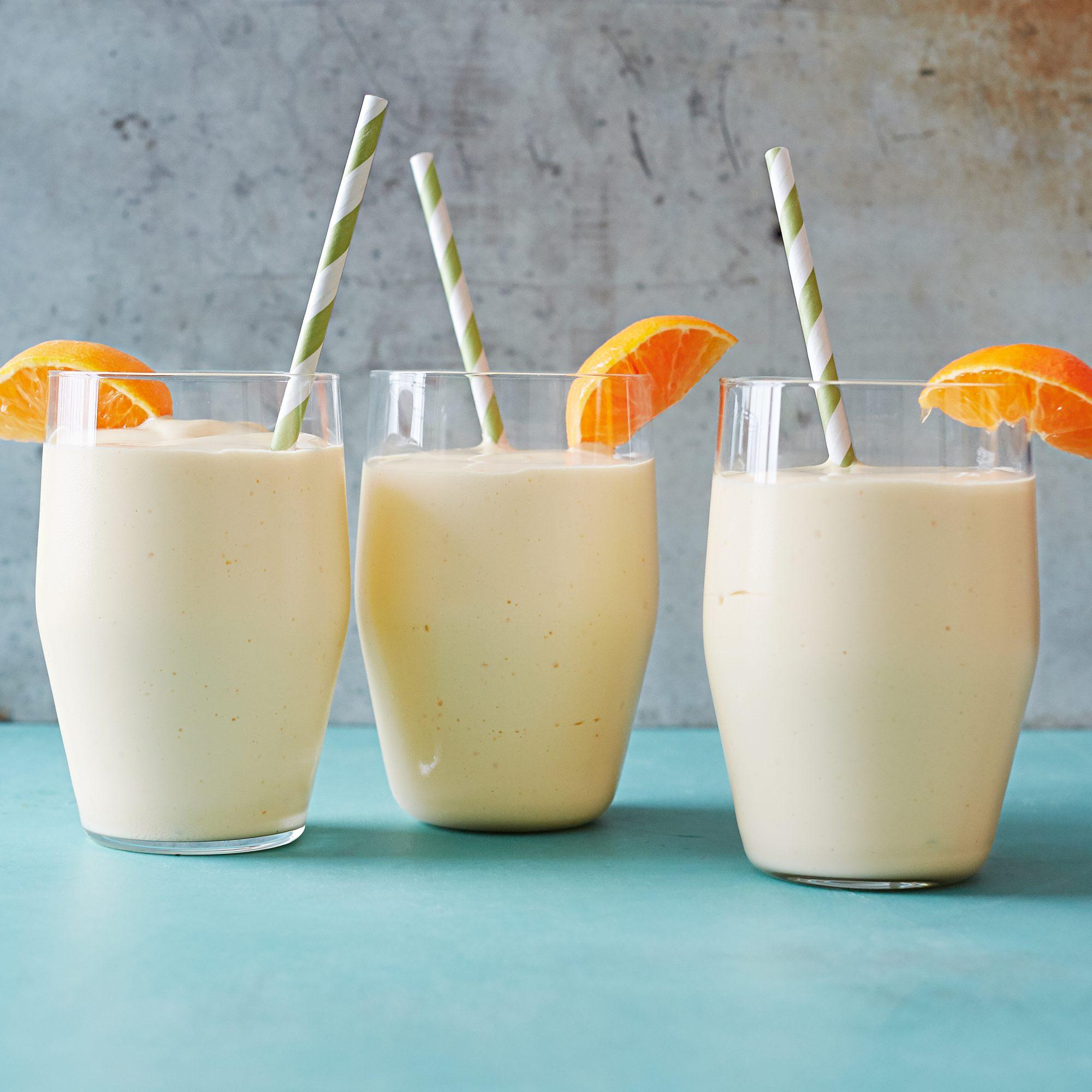 Orange-Cream Shake