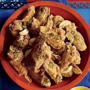Salt-and-Pepper Chicken